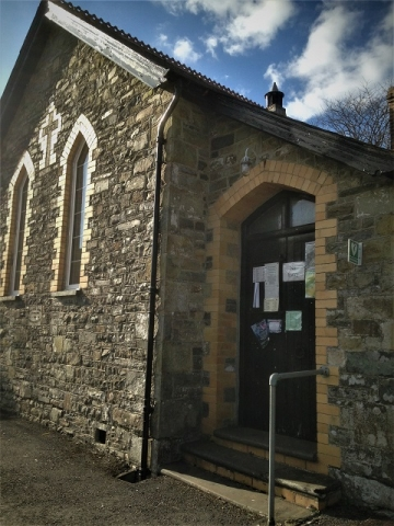 Brechfa Church Hall